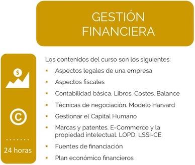 Curso Gestión Financiera Lauburu Consulting