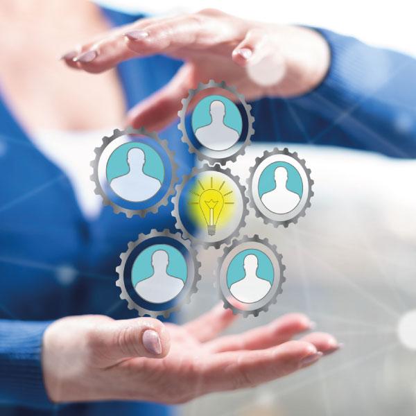 Creatividad e Innovación de Equipos Vitoria-Gasteiz Lauburu Consulting