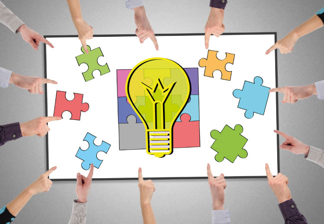 Taller de Creatividad e Innovación de Equipos Vitoria-Gasteiz Lauburu Consulting